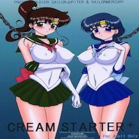 Sailor Moon dj - Cream Starter+