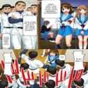 Suzumiya Haruhi-chan no Yuuutsu dj - The Counterattack of the North High Baseball Club