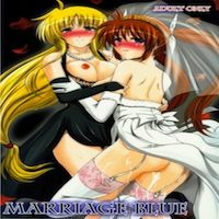Nanoha StrikerS dj - Marriage Blue