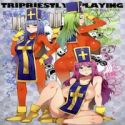 Dragon Quest III dj - Tripriestly Playing
