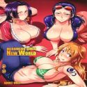 One Piece dj - Meromero Girls New World