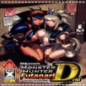 Monster Hunter dj - Futanari Drill