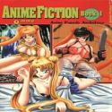 Anime Fiction Book