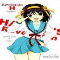 The Melancholy of Haruhi Suzumiya dj - Revelation H