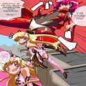 Hero no Yuuutsu - Kyouteki! Loli Kanbu Pearl! Zenpen