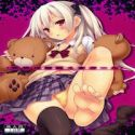 Delusion-sexual Silver Haired Kuma Girl