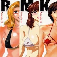 Bleach dj - RMK [Scat]