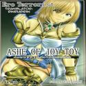 Final Fantasy dj - Ashe of Joy Toy