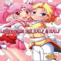 Sailor Moon dj - Lovely Battle Suit HALF & HALF
