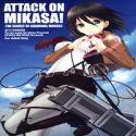Shingeki No Kyojin dj - Attack on Mikasa